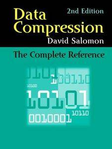 Data Compression: The Complete Reference (2nd edition) (Repost)