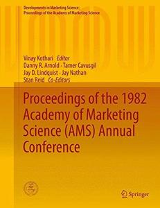 Proceedings of the 1982 Academy of Marketing Science (AMS) Annual Conference