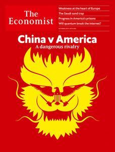 The Economist Latin America – 20 October 2018