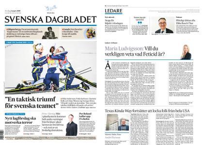 Svenska Dagbladet – 01 mars 2019