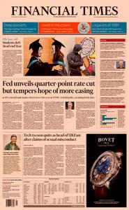 Financial Times UK – 31 October 2019