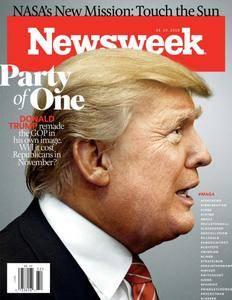Newsweek USA - August 10, 2018