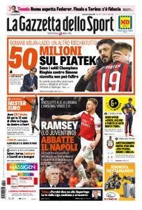 La Gazzetta dello Sport – 12 aprile 2019