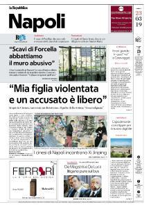 la Repubblica Napoli - 23 Marzo 2019