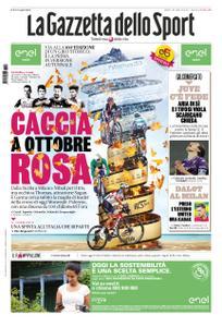 La Gazzetta dello Sport Roma – 03 ottobre 2020