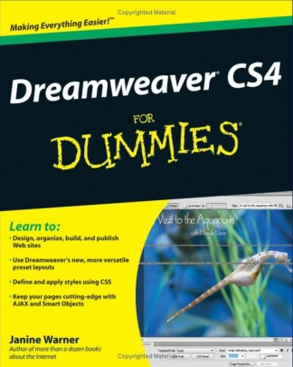 Dreamweaver CS4 For Dummies (For Dummies (Computer/Tech))