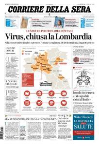 Corriere della Sera – 08 marzo 2020