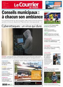 Le Courrier de l'Ouest Angers – 15 mars 2021