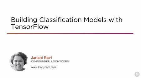 Building Classification Models with TensorFlow
