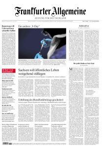 Frankfurter Allgemeine Zeitung - 9 Dezember 2020