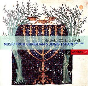 Jordi Savall, Hesperion XX - Secular Music from Christian and Jewish Spain 1450-1550 (1999)