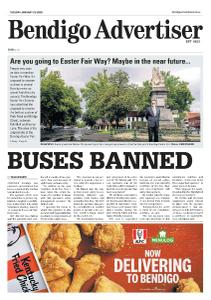 Bendigo Advertiser - January 21, 2020