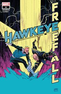 Hawkeye-Freefall 006 2020 Digital Zone