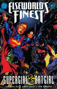 Elseworld s Finest - Supergirl  Batgirl 1998 digital OGN