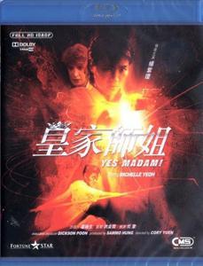 Yes Madam (1985) Huang jia shi jie