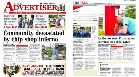 The Herts Advertiser – July 18, 2019