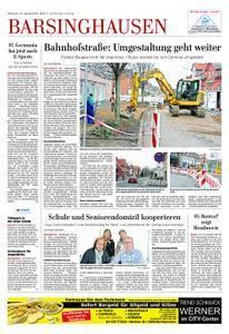 Barsinghausen/Wennigsen - 24. Januar 2018