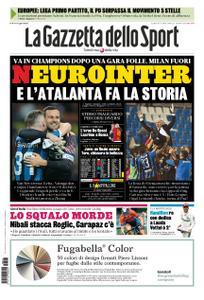 La Gazzetta dello Sport Sicilia – 27 maggio 2019