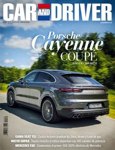 Car and Driver España - julio 2019