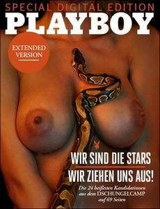 Playboy Germany Special Digital Edition - Dschungel Stars (Extended Version)  -  2019