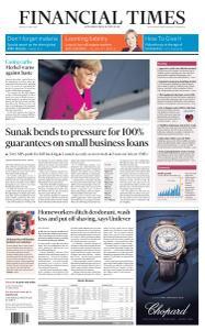 Financial Times UK - April 24, 2020