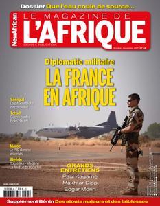 New African, le magazine de l'Afrique - Octobre - Novembre 2015
