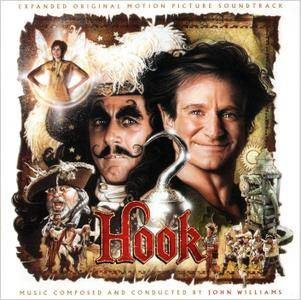 John Williams - Hook: Expanded Original Motion Picture Soundtrack (1991) 2 CDs Remastered Limited Edition 2012 [Re-Up]