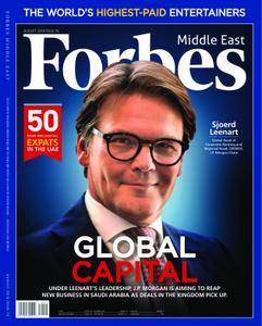 Forbes Middle East English Edition - August 2018