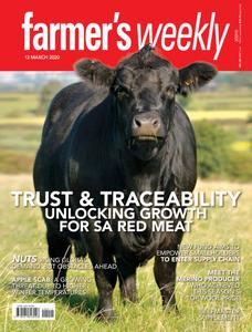 Farmer's Weekly - 13 March 2020