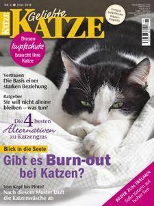 Geliebte Katze - Juni 2018