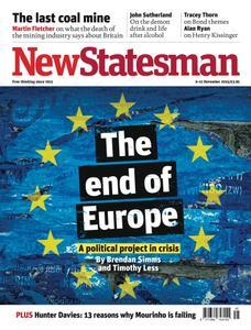 New Statesman - 6 - 12 November 2015