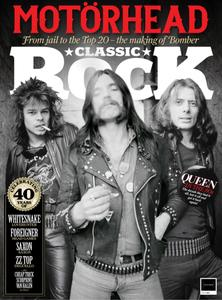 Classic Rock UK - July 2019