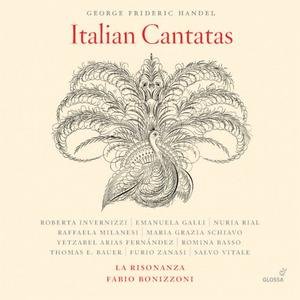 Fabio Bonizzoni, La Risonanza - Handel: Italian Cantatas (2019)