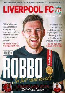 Liverpool FC Magazine - November 2020