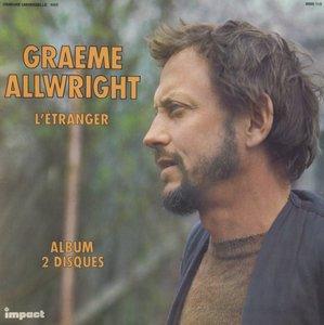 Graeme Allwright - L'Etranger (1975) Impact/6886 199 - FR 1st Pressing - 2 LP/FLAC In 24bit/96kHz