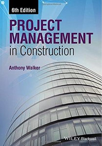 Project Management in Construction, 6 edition