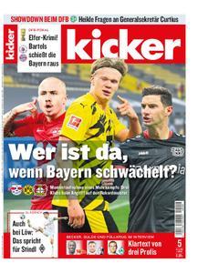 Kicker – 14. Januar 2021