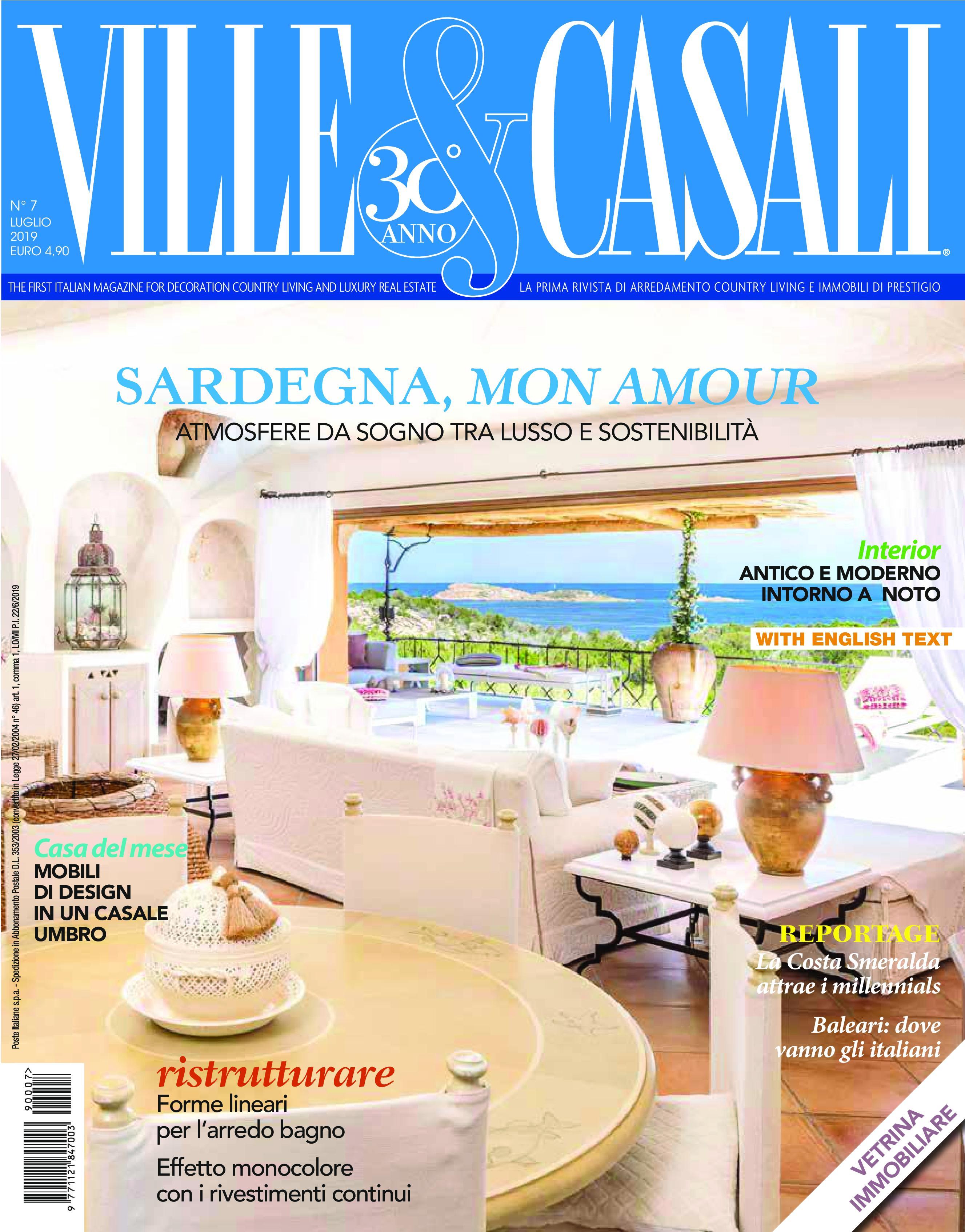 Ville & Casali - Luglio 2019