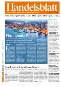 Handelsblatt - 05. April 2016