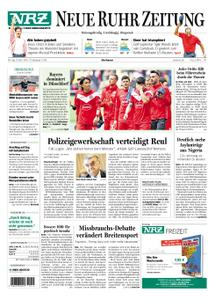 NRZ Neue Ruhr Zeitung Oberhausen-Sterkrade - 15. April 2019