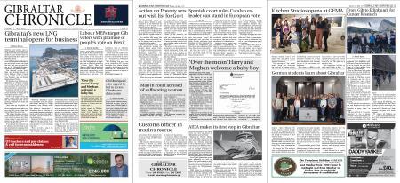 Gibraltar Chronicle – 07 May 2019