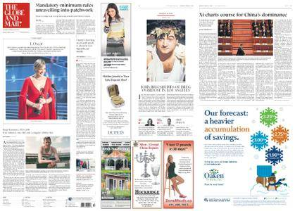 The Globe and Mail – March 05, 2018