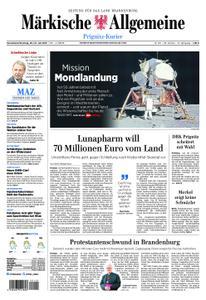 Märkische Allgemeine Prignitz Kurier - 20. Juli 2019