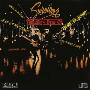 Survivor - The Very Best Of... (1986) {Scotti Bros./Bellaphon West Germany}