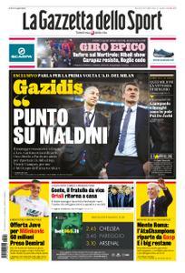 La Gazzetta dello Sport Roma – 29 maggio 2019