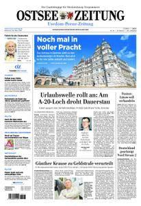 Ostsee Zeitung Wolgast - 28. März 2018