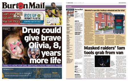 Burton Mail – November 04, 2019