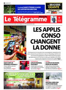 Le Télégramme Brest – 16 février 2020
