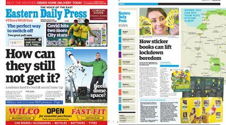 Eastern Daily Press – January 16, 2021