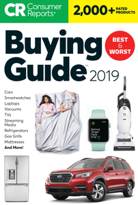 Consumer Reports: Buying Guide 2019